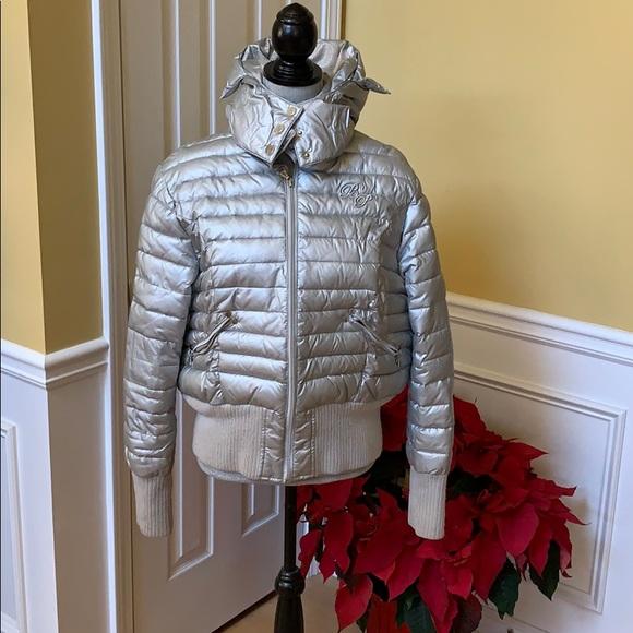 Baby Phat Jackets & Blazers - Baby Phat Puffer Jacket